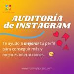 auditoría de instagram
